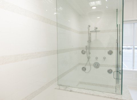 Contemporary Shower Design