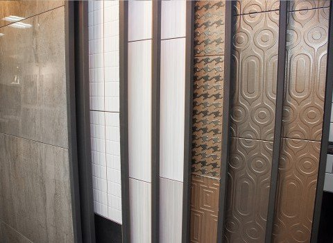 Luxury New Home Tiles