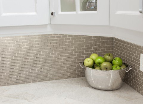Modern Kitchen Back Splash Tiles
