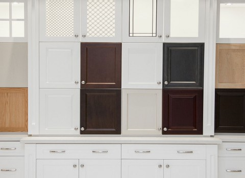 New Cabinate Selection