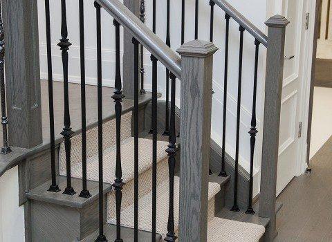New Home Stairway Design