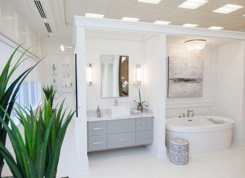 Starlane Design Centre Bathroom Section