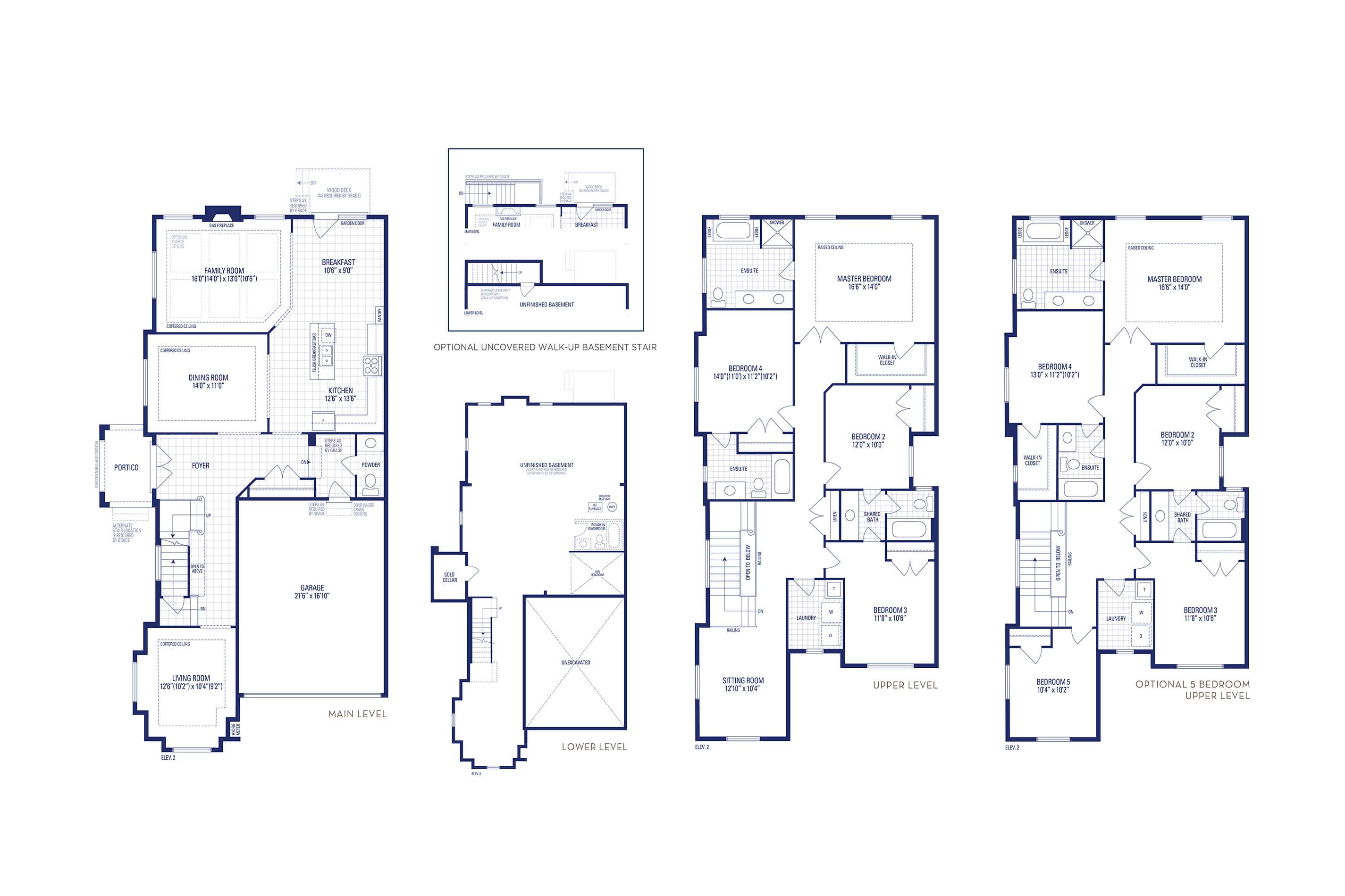 Brooklyn 12 Elev. 2 Floorplan