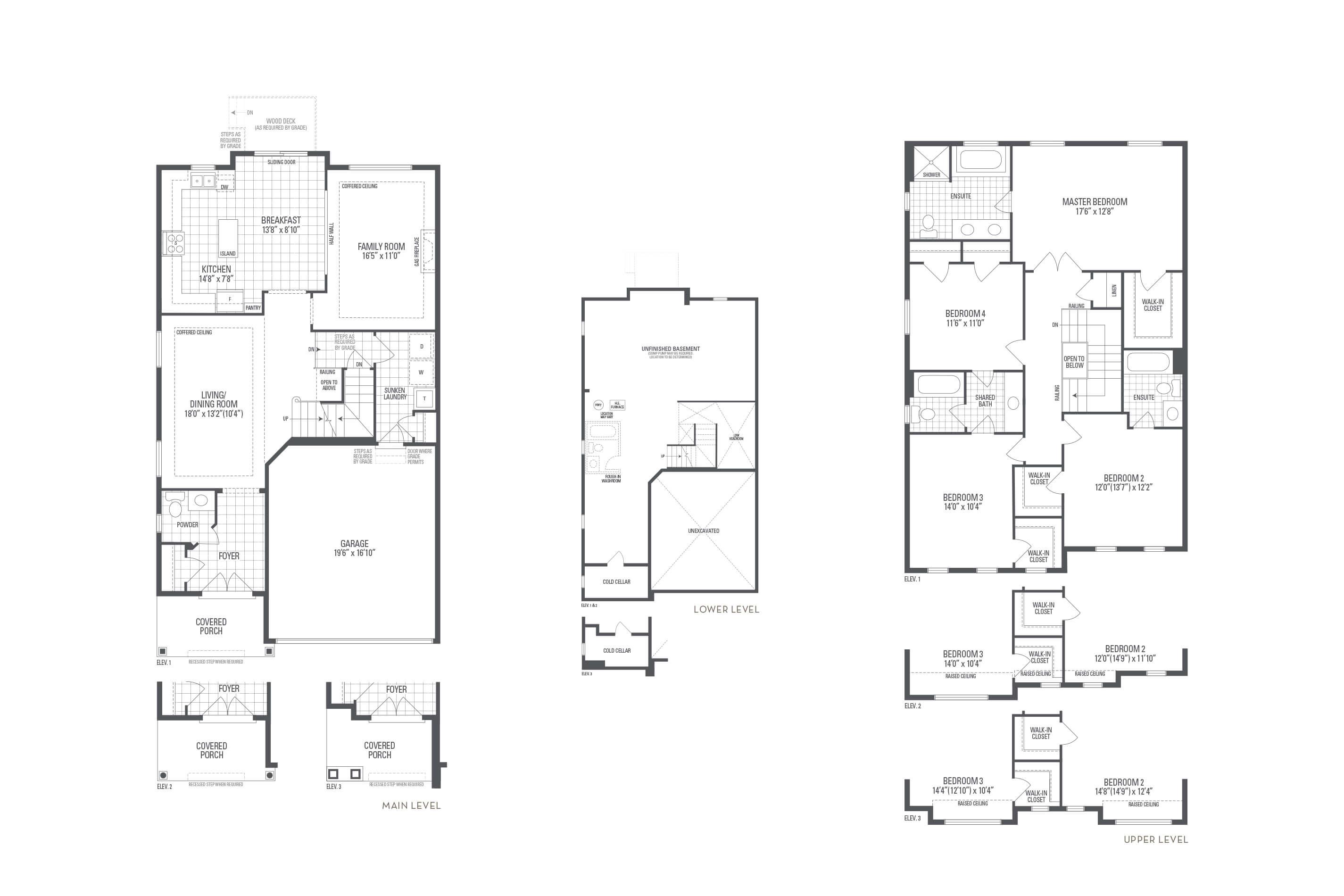 Brooklyn 02 Elev. 2 Floorplan