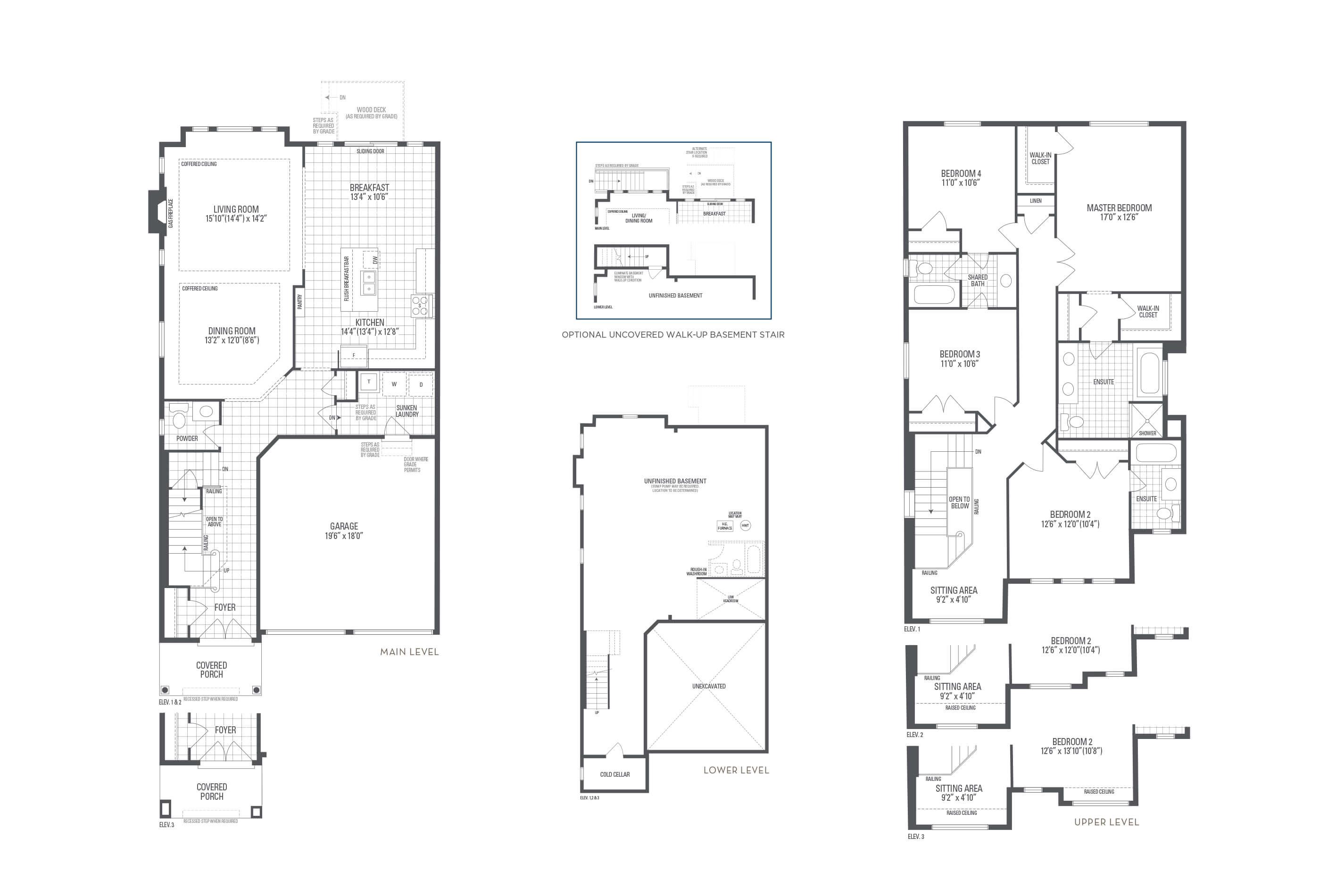 Brooklyn 03 Elev. 2 Floorplan