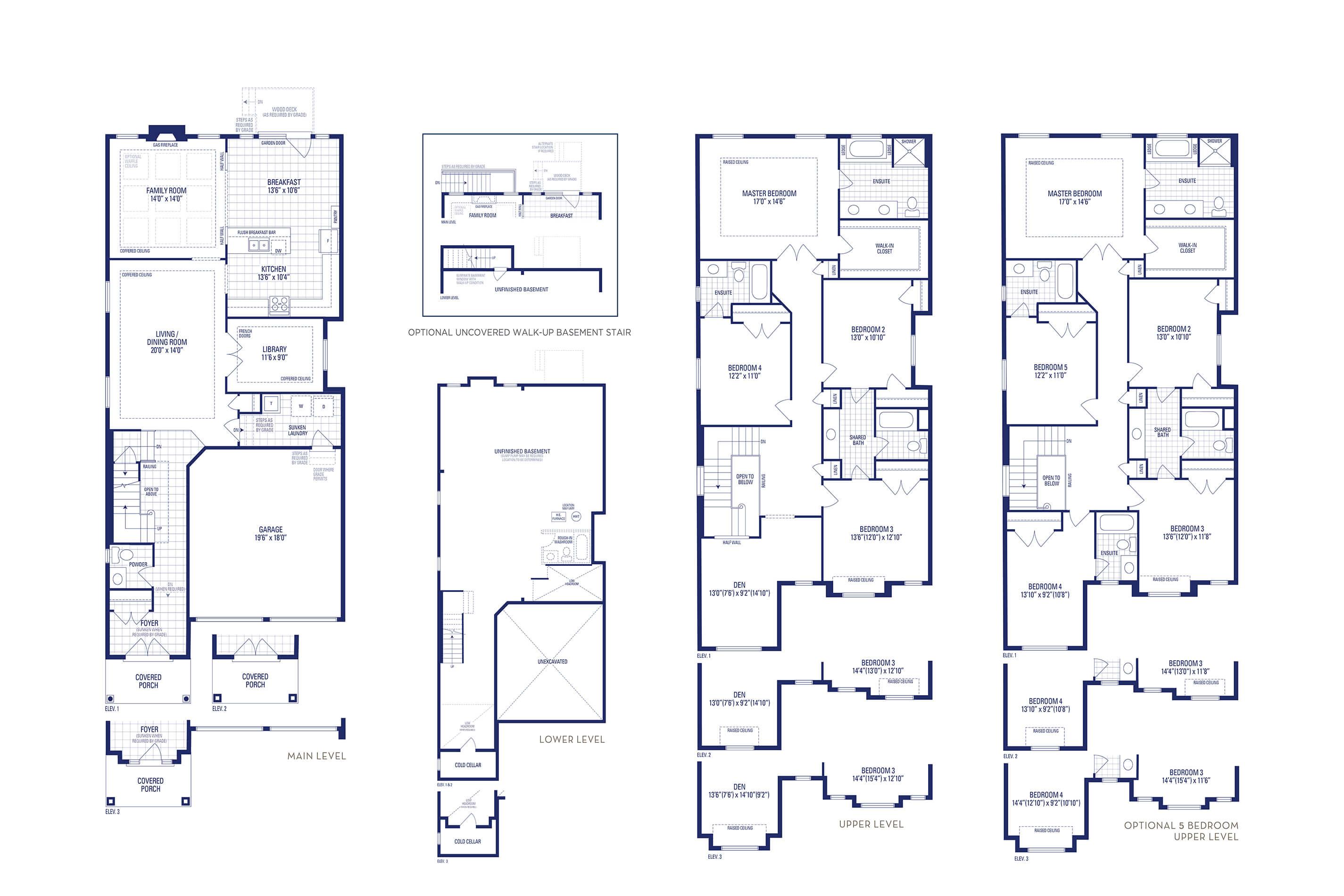 Brooklyn 06 Elev. 2 Floorplan