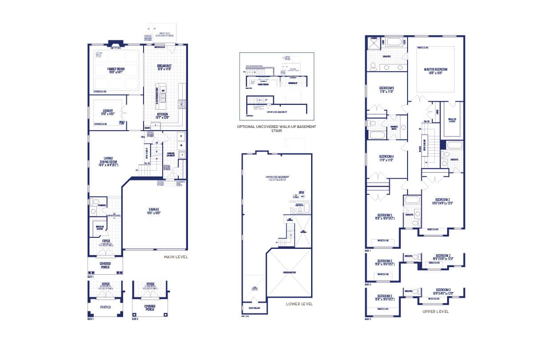 Brooklyn 07 Elev. 1 Floorplan