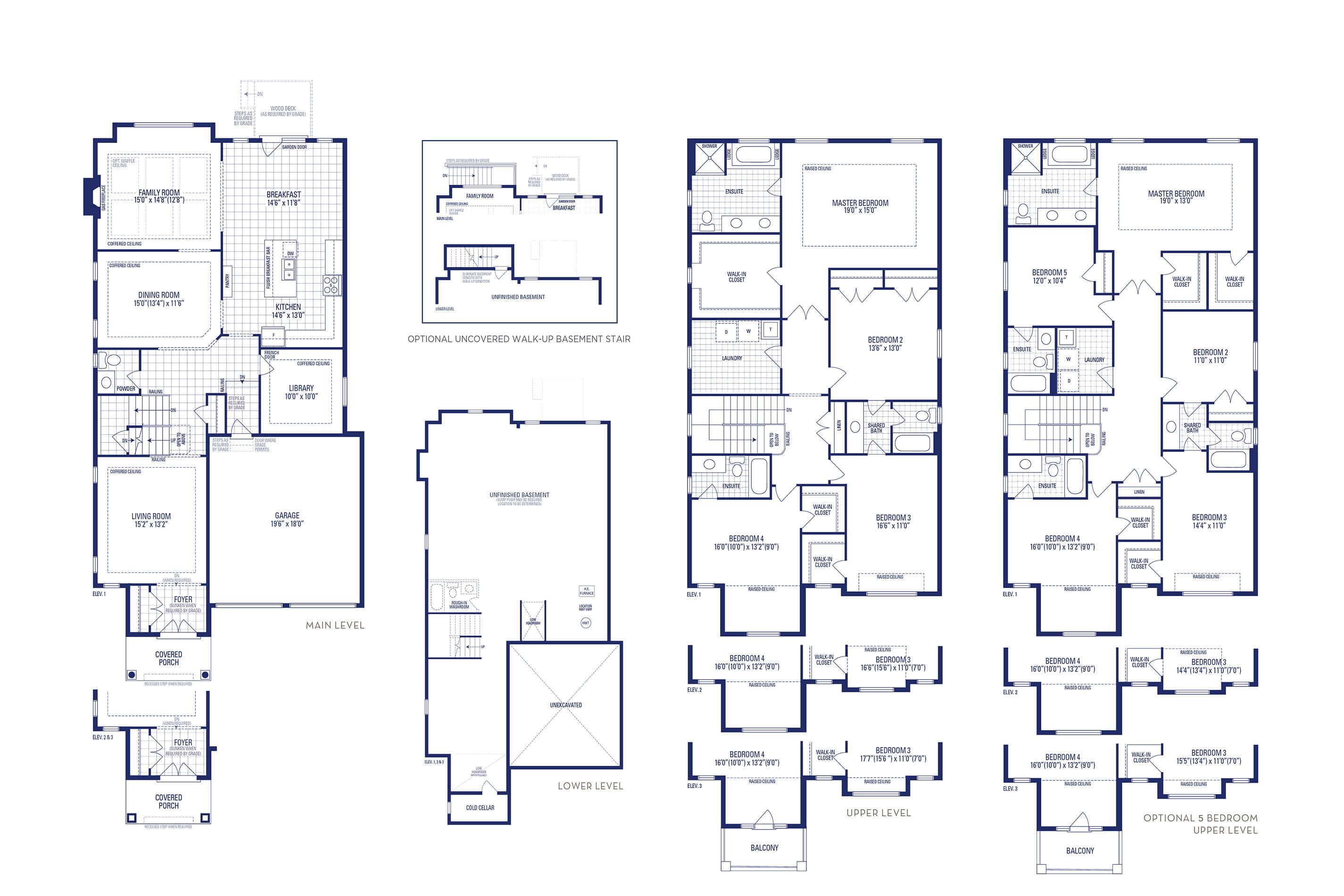 Carnegie 04 Elev. 1 Floorplan