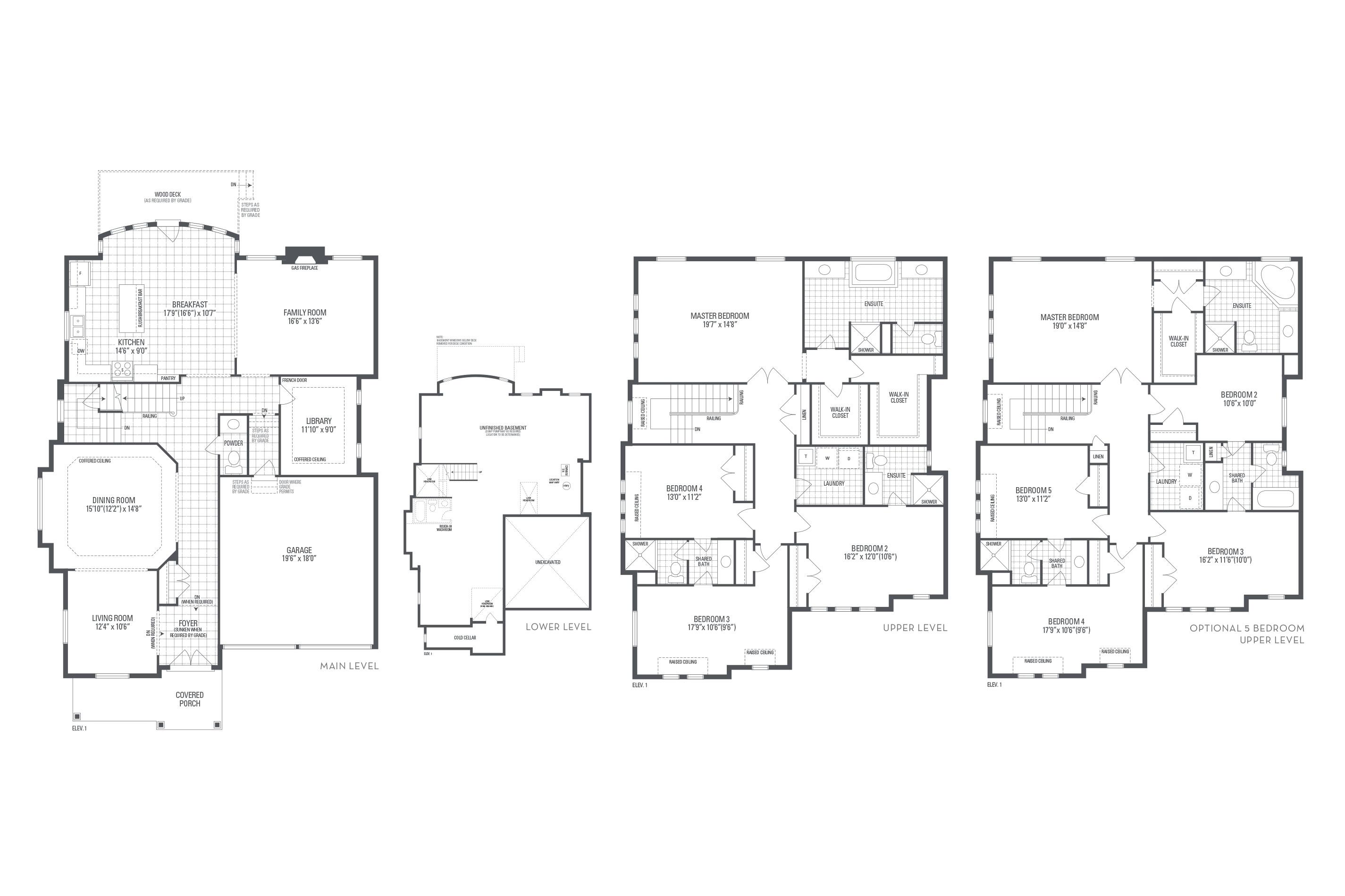 Crawford 12 Elev. 1 Floorplan