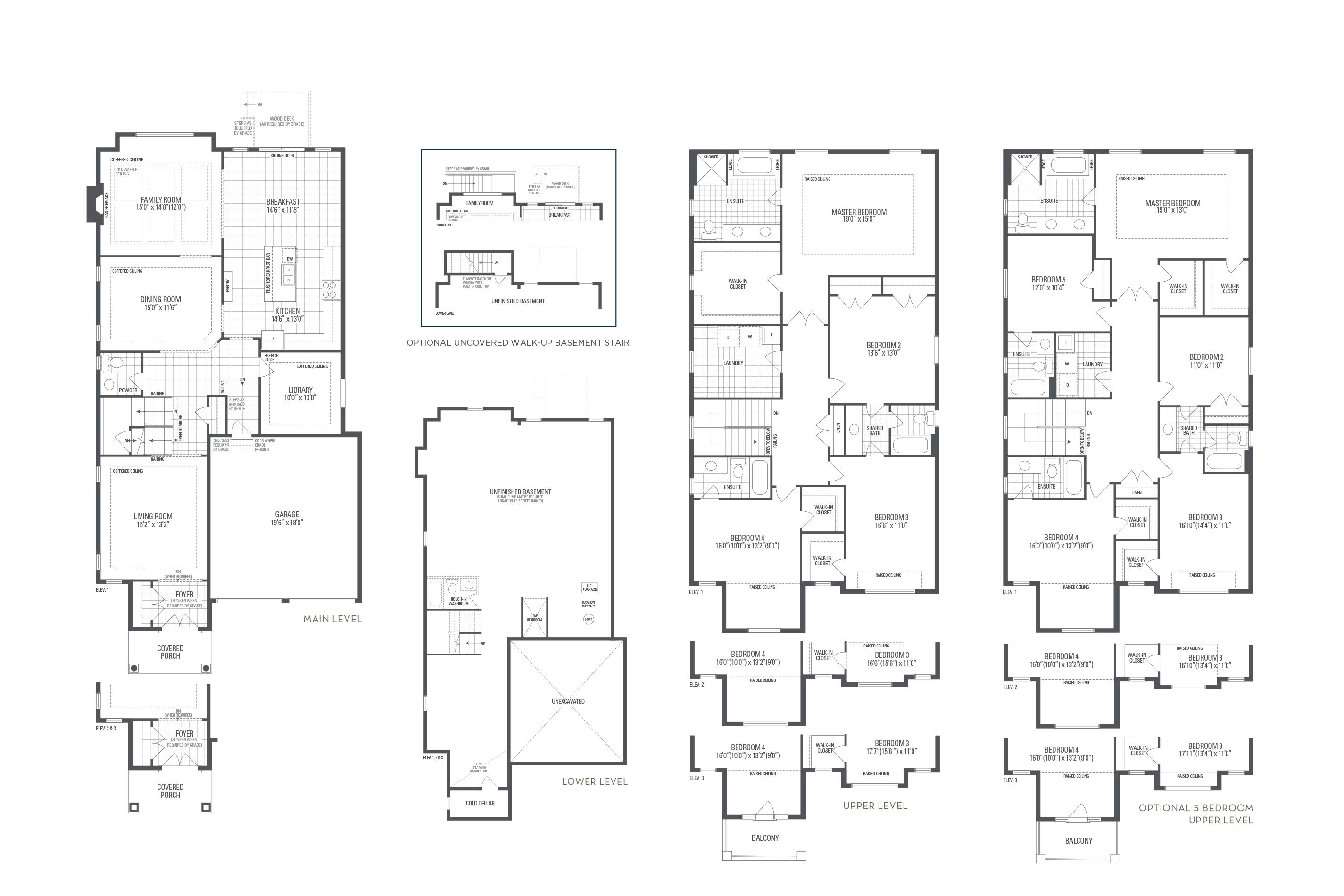 Manhattan 04 Elev. 2 Floorplan