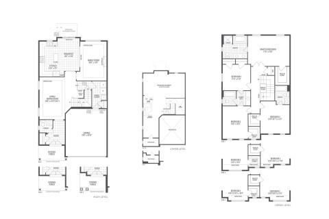 Brooklyn 02 Elev. 2 Floorplan Thumbnail