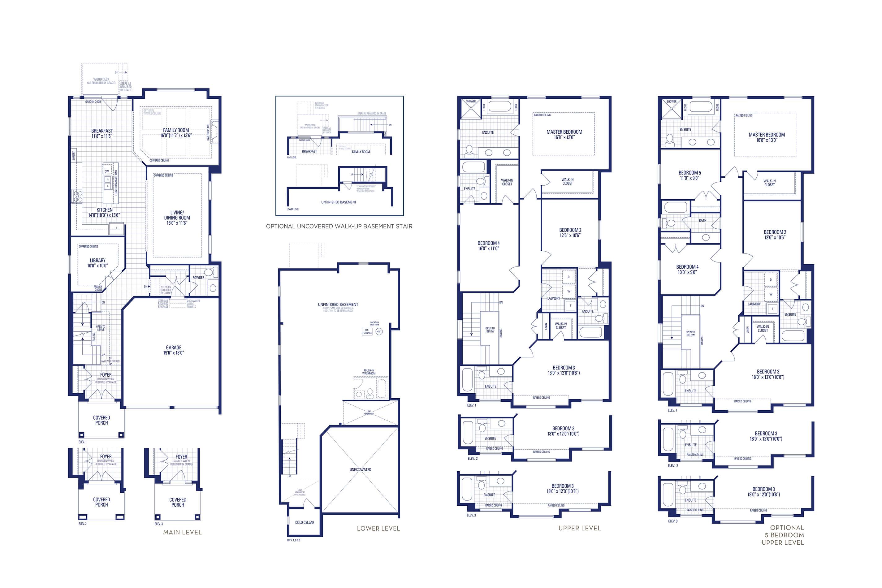 Brooklyn 05 Elev. 3 Floorplan Thumbnail