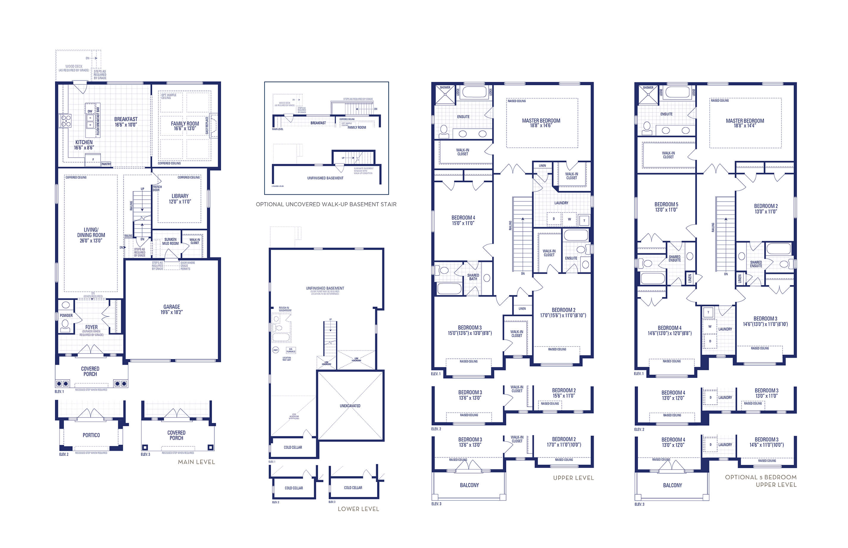 Carnegie 03 Elev. 3 Floorplan Thumbnail