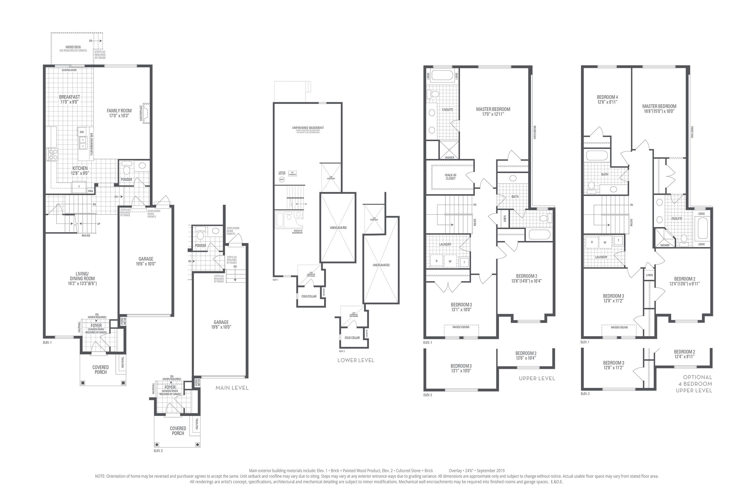 Jefferson 02 Elev. 2 Floorplan Thumbnail