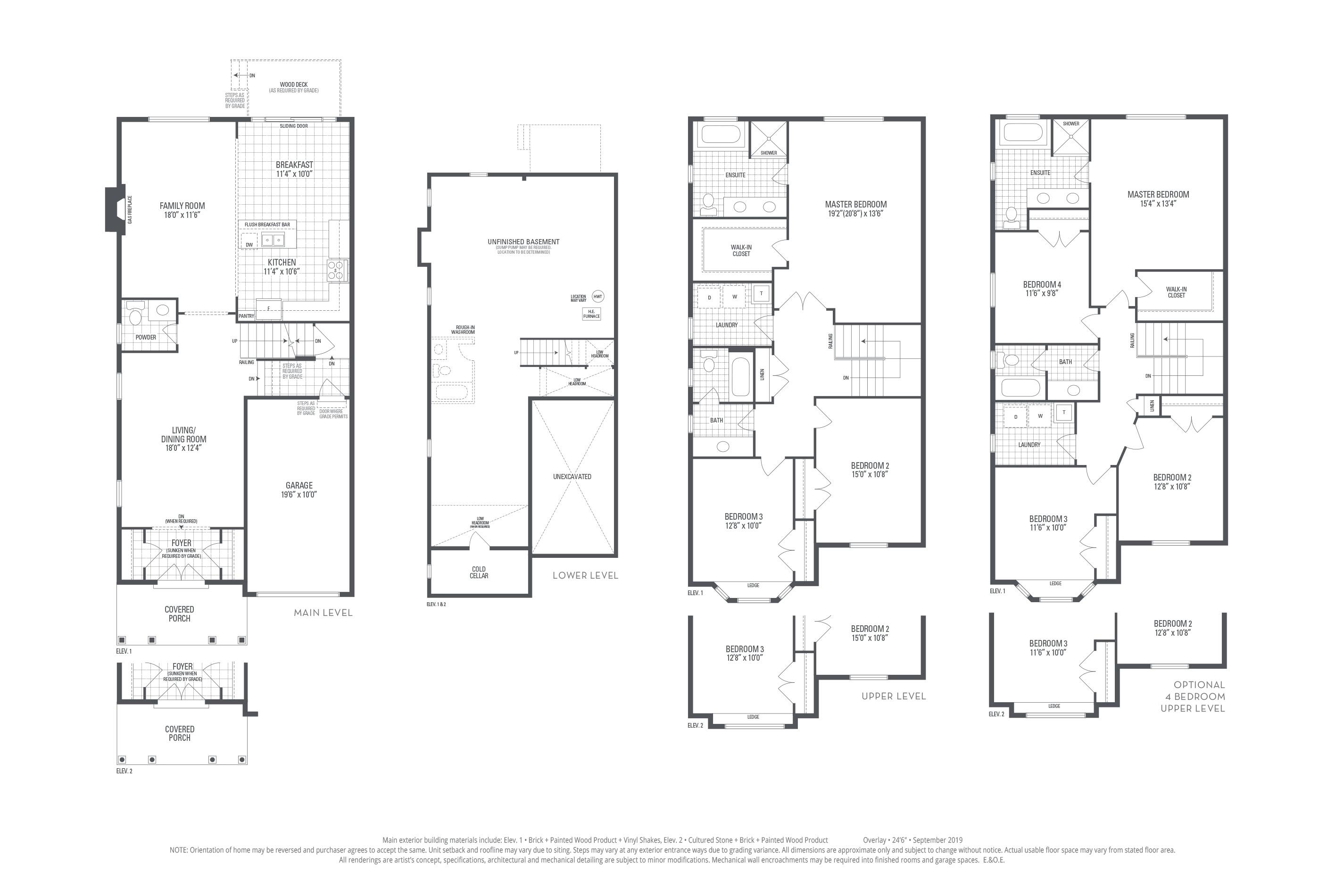 Jefferson 04 Elev. 1 Floorplan Thumbnail