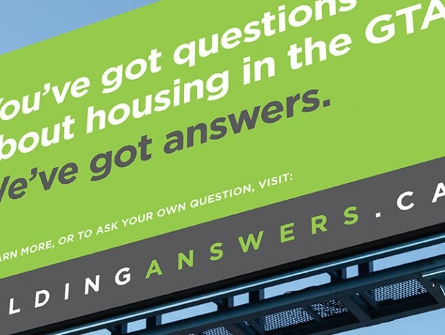"""Building Answers"" with BILD throughout the GTA"