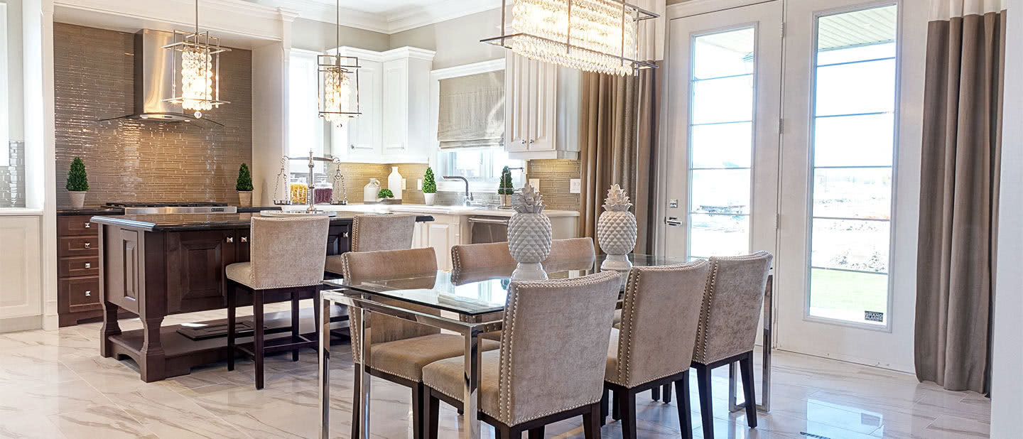 New Luxury Homes in Brampton at Vales of the Humber Estates!