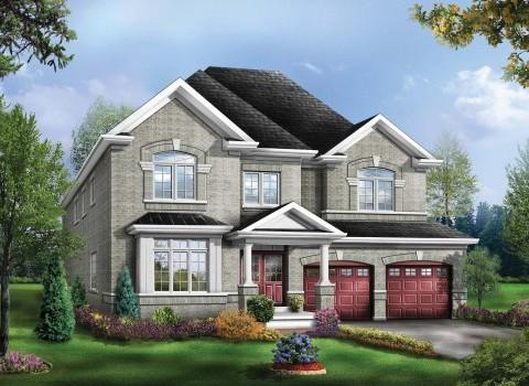Forester 02 Elev. 1 Home Model
