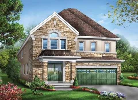 Foster 04 Elev. 3 Home Model