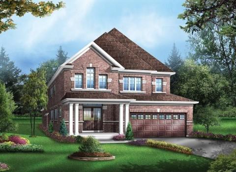 Huntington 01 Elev. 1 Home Model