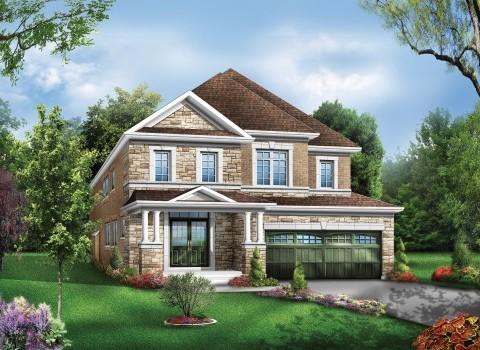 Huntington 01 Elev. 3 Home Model