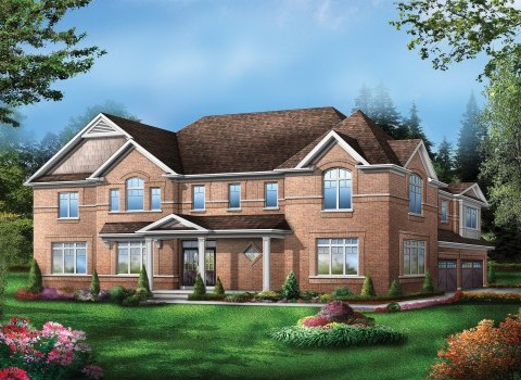 Huntington 12 Elev. 1 Home Model