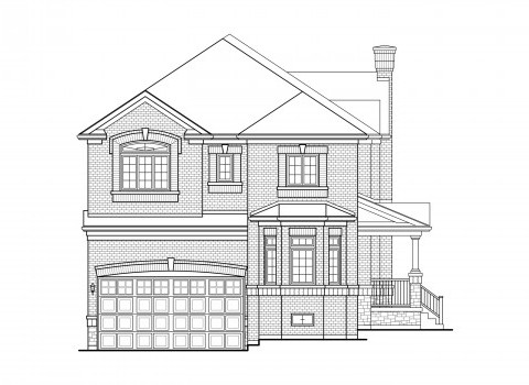 Huntington 14 Elev. 1 Home Model