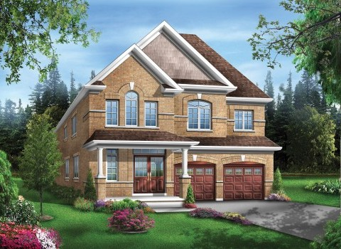 Huntington 02 Elev. 1 Home Model