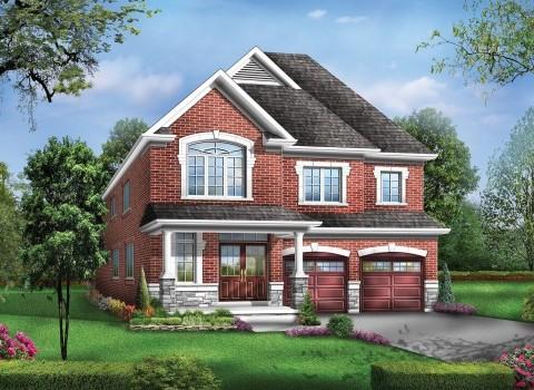 Huntington 02 Elev. 2 Home Model