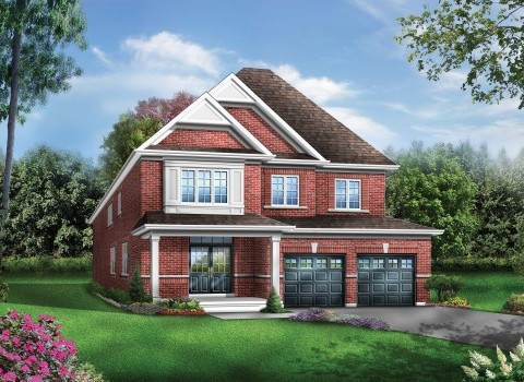 Huntington 03 Elev. 1 Home Model