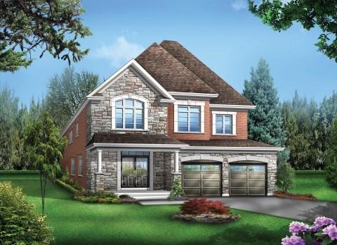 Huntington 03 Elev. 3 Home Model