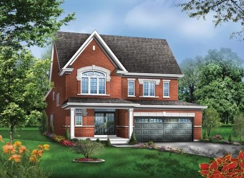 Huntington 04 Elev. 1 Home Model