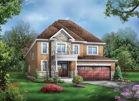 Huntington 04 Elev. 2 Home Model