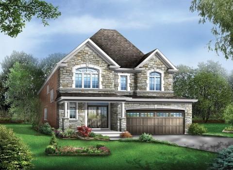 Huntington 04 Elev. 3 Home Model