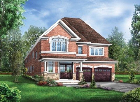 Huntington 05 Elev. 1 Home Model