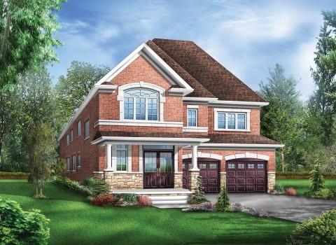 Huntington 50 Elev. 1 Home Model