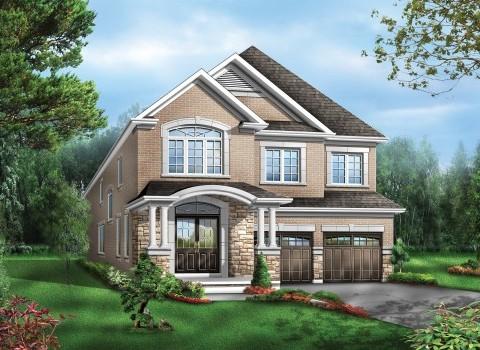 Huntington 06 Elev. 2 Home Model
