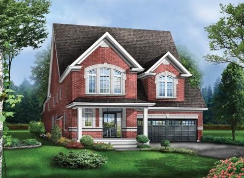 Huntington 70 Elev. 1 Home Model