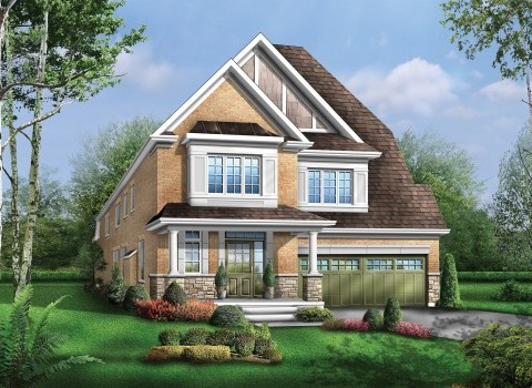 Huntington 70 Elev. 2 Home Model