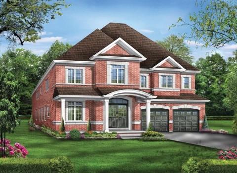 Spencer 04 Elev. 1 Home Model