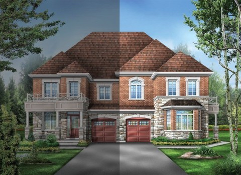 Sutton 12 Elev. 2 Home Model